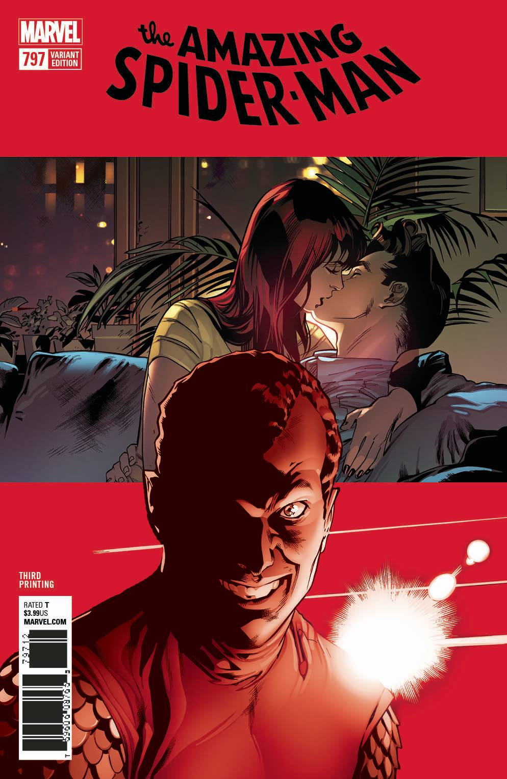 06/13/2018 AMAZING SPIDER-MAN #797 3RD PRINT VARIANT