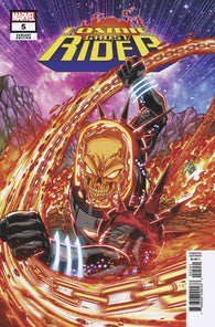 11/14/2018 COSMIC GHOST RIDER #5 (OF 5) LIM VAR