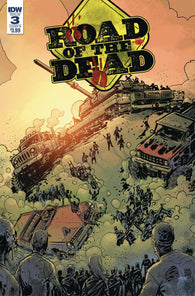 01/02/2019 ROAD OF THE DEAD HIGHWAY TO HELL #3 1:10 VARIANT