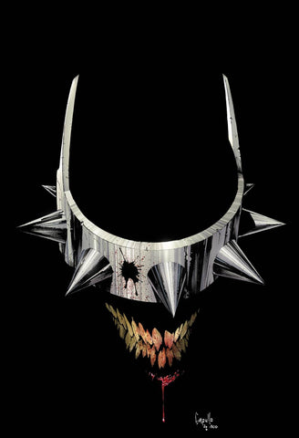 12/12/2018 BATMAN WHO LAUGHS #1 (OF 6) CAPULLO VAR ED