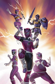 01/30/2019 MIGHTY MORPHIN POWER RANGERS #35 1:25 VIRGIN VAR