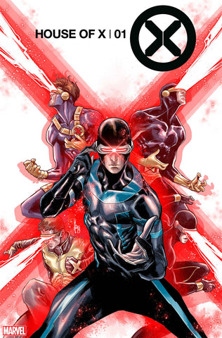 07/24/2019 HOUSE OF X #1 (OF 6) CHARACTER DECADES VAR