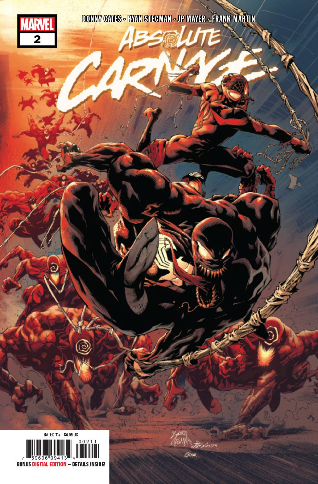 08/28/2019 ABSOLUTE CARNAGE #2 (OF 4) AC