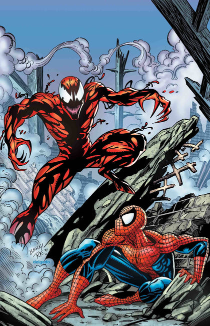 08/07/2019 ABSOLUTE CARNAGE #1 (OF 4) BAGLEY HIDDEN GEM 1:100 VARIANT