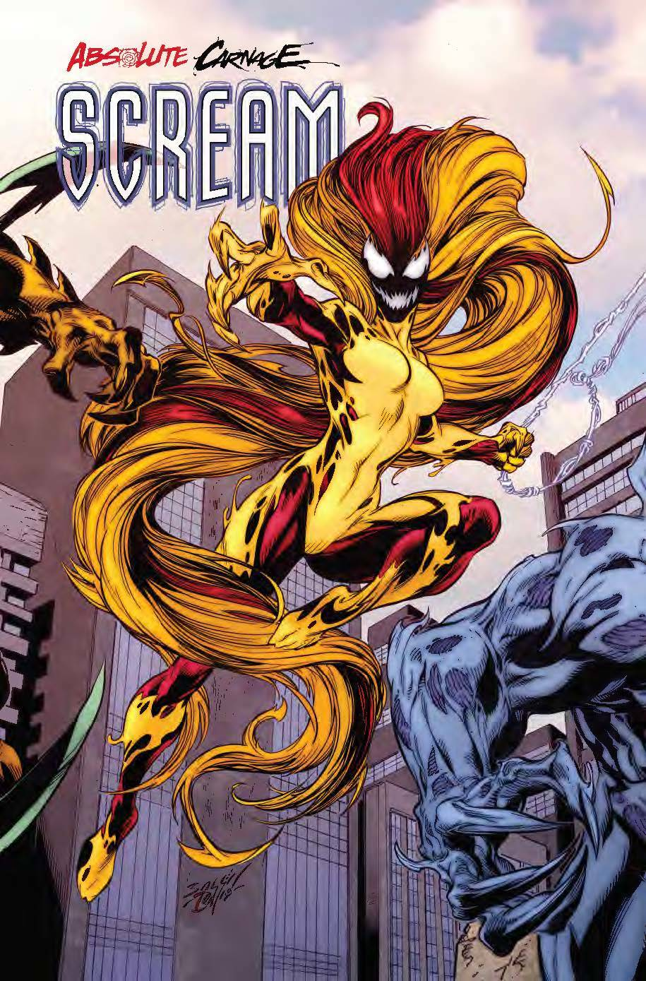 09/04/2019 ABSOLUTE CARNAGE SCREAM #2 (OF 3) BAGLEY CONNECTING VAR AC