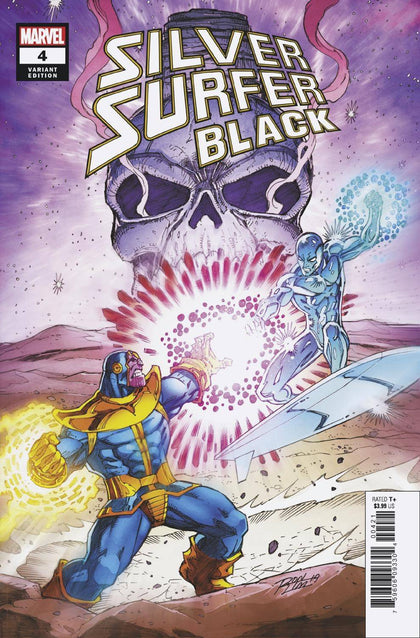 09/11/2019 SILVER SURFER BLACK #4 (OF 5) LIM VAR