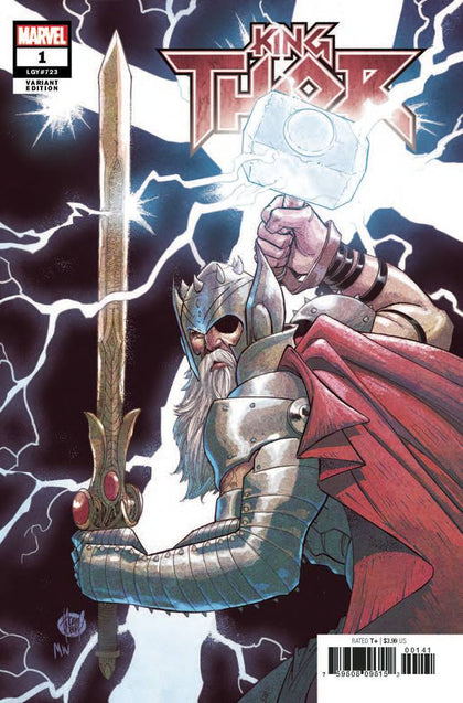 09/11/2019 KING THOR #1 (OF 4) KUBERT 1:50 VARIANT