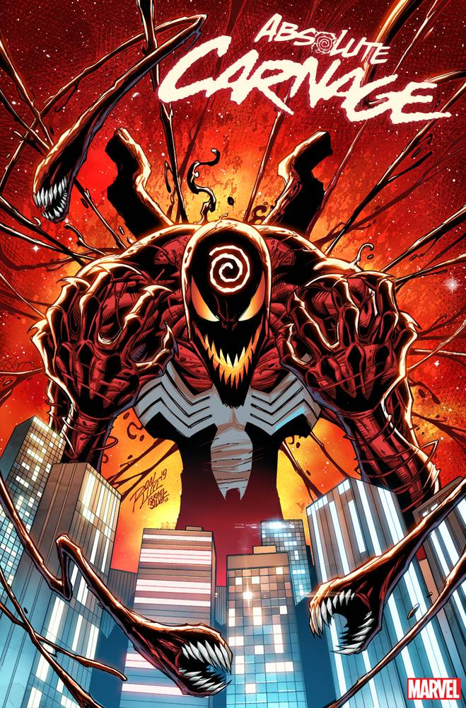 10/16/2019 ABSOLUTE CARNAGE #4 (OF 5) LIM VAR AC