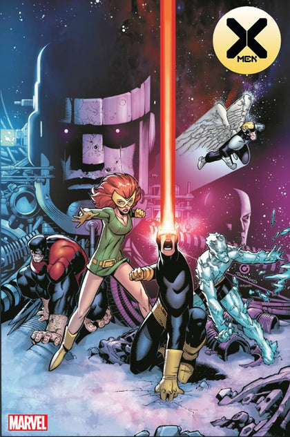 10/16/2019 X-MEN #1 BACHALO HIDDEN GEM 1:100 VARIANT