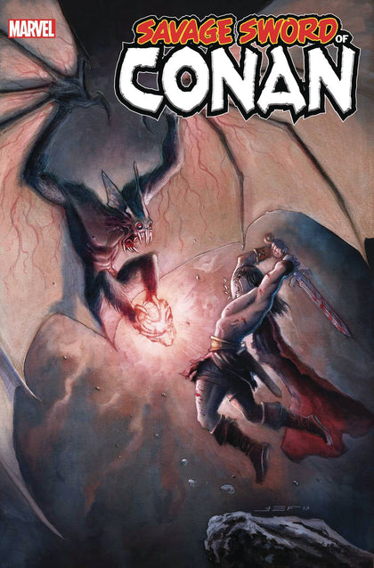 11/13/2019 SAVAGE SWORD OF CONAN #11 FERREYRA 1:25 VARIANT