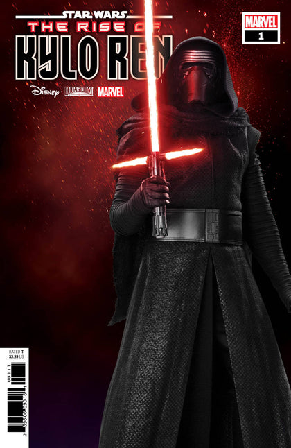 12/18/2019 STAR WARS RISE KYLO REN #1 (OF 4) MOVIE 1:10 VARIANT