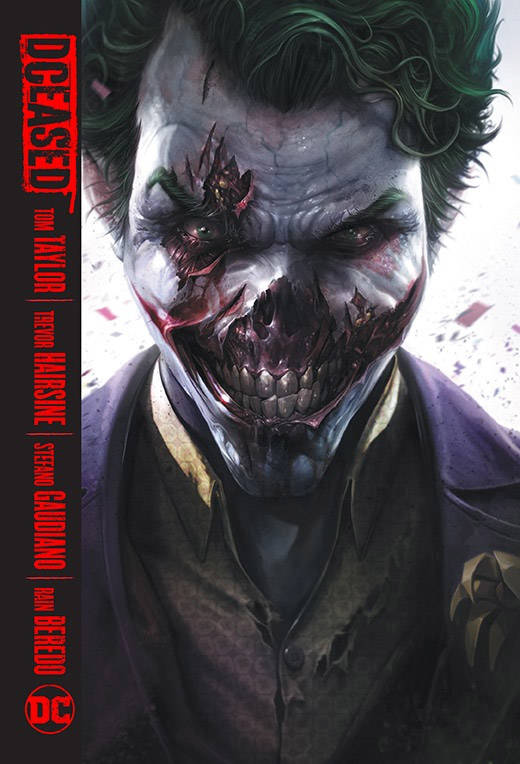 DCEASED JOKER COVER HC 2019