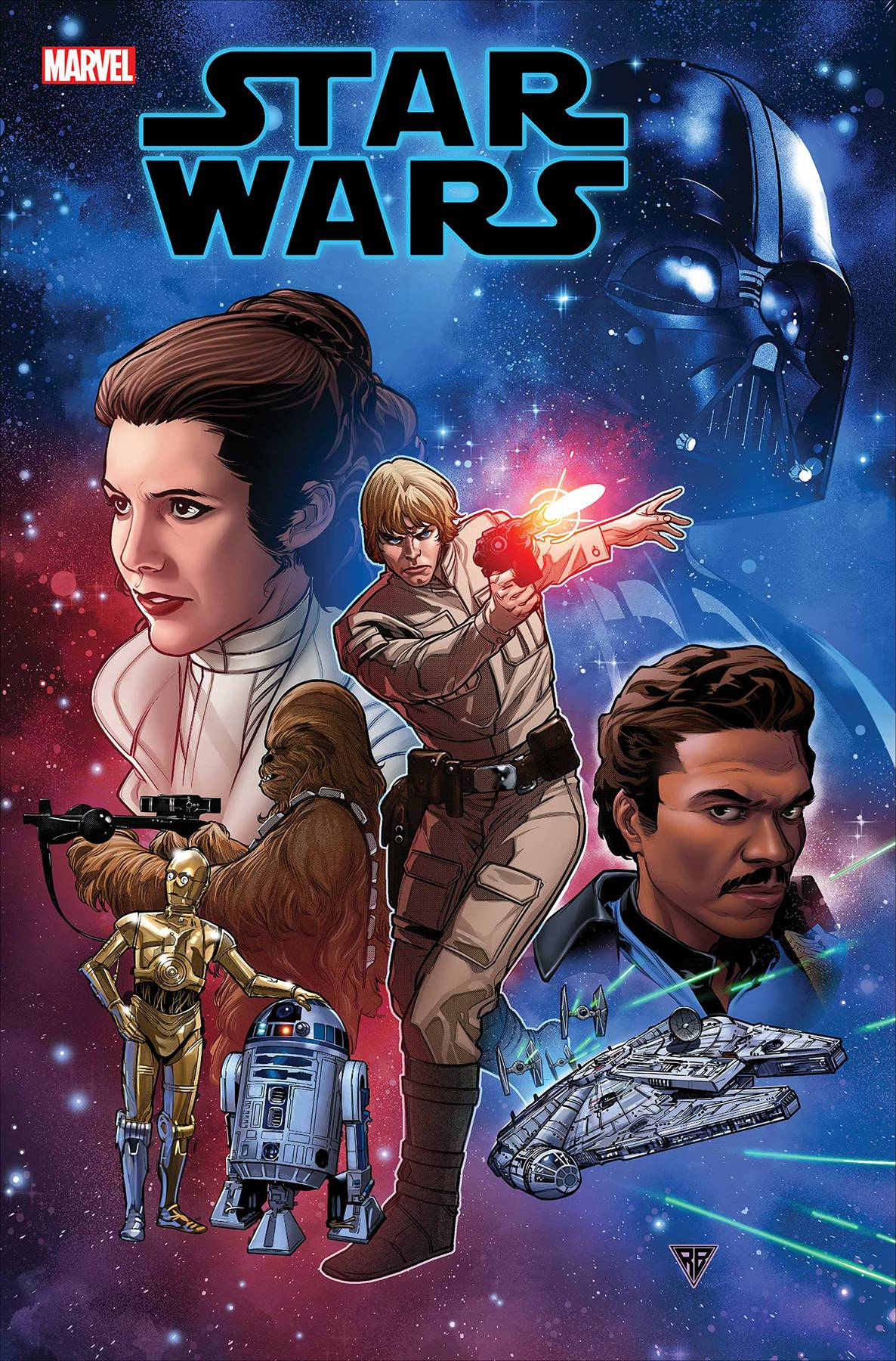 01/01/2020 STAR WARS #1 (Free with $10 Purchase. Limited 1 Per Order)