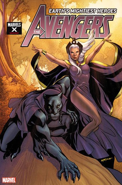 01/15/2020 AVENGERS #29 LUPACCHINO MARVELS X VARIANT