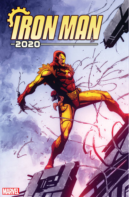 01/15/2020 IRON MAN 2020 #1 (OF 6) PHAM 1:25 VARIANT