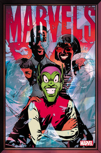 01/08/2020 MARVELS X #1 (OF 6) WELL BEE 1:25 VARIANT