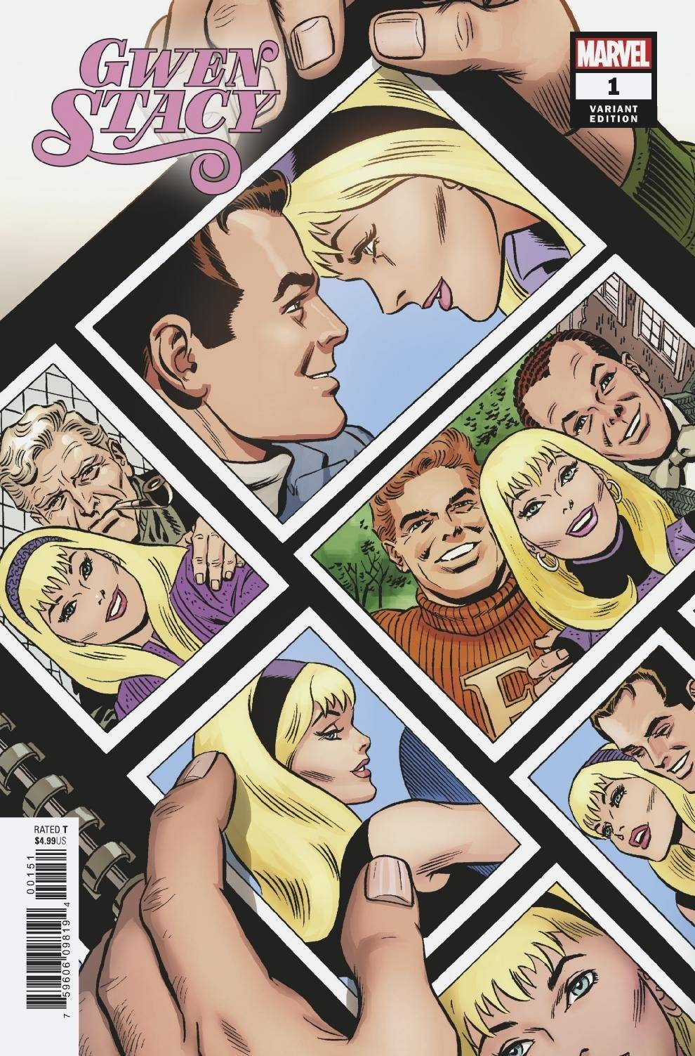 02/12/2020 GWEN STACY #1 (OF 5) 1:100 VARIANT