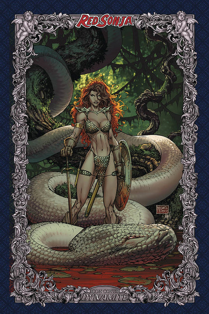 03/18/2020 RED SONJA AGE OF CHAOS #3 1:75 TURNER ICON VARIANT
