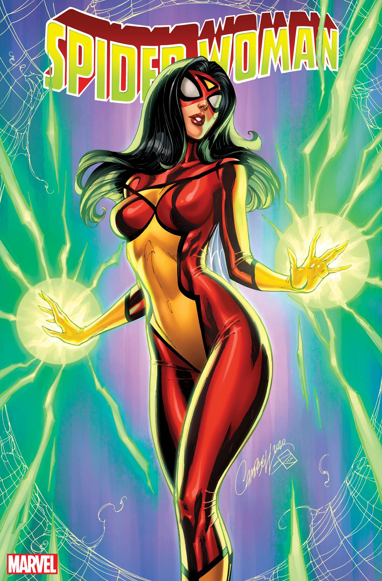 03/18/2020 SPIDER-WOMAN #1 JS CAMPBELL VAR