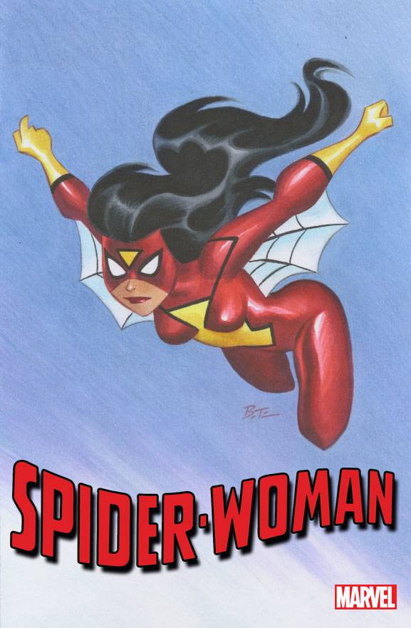 03/18/2020 SPIDER-WOMAN #1 TIMM 1:25 VARIANT