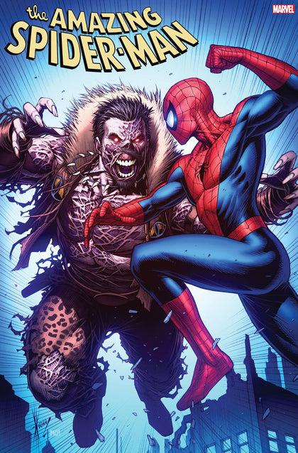 04/08/2020 AMAZING SPIDER-MAN #43 KEOWN MARVEL ZOMBIES VAR
