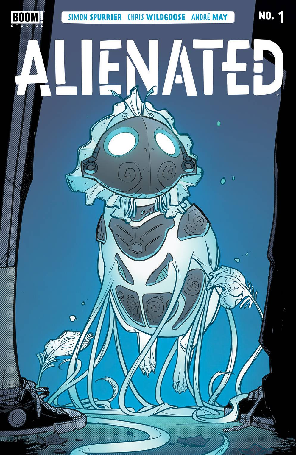 03/18/2020 ALIENATED #1 (OF 6) 3RD PTG