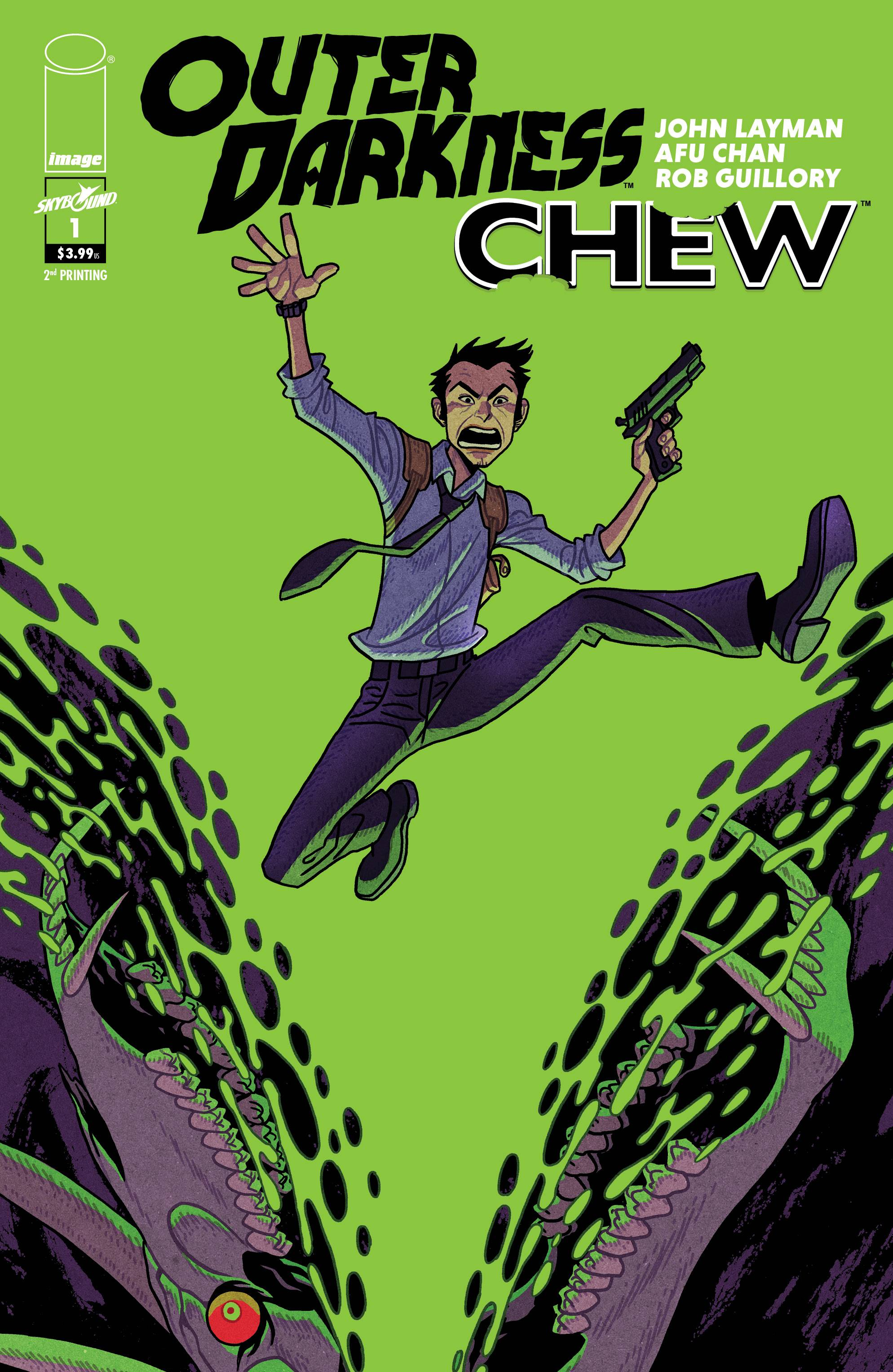 04/08/2020 OUTER DARKNESS CHEW #1 (OF 3) 2ND PTG (MR)