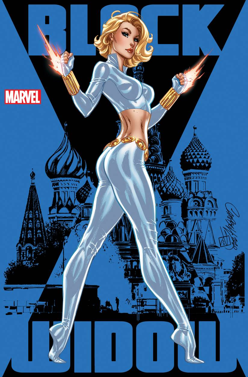 05/20/2020 BLACK WIDOW #2 J SCOTT CAMPBELL VARIANT (NEW RELEASE 10/07/2020)