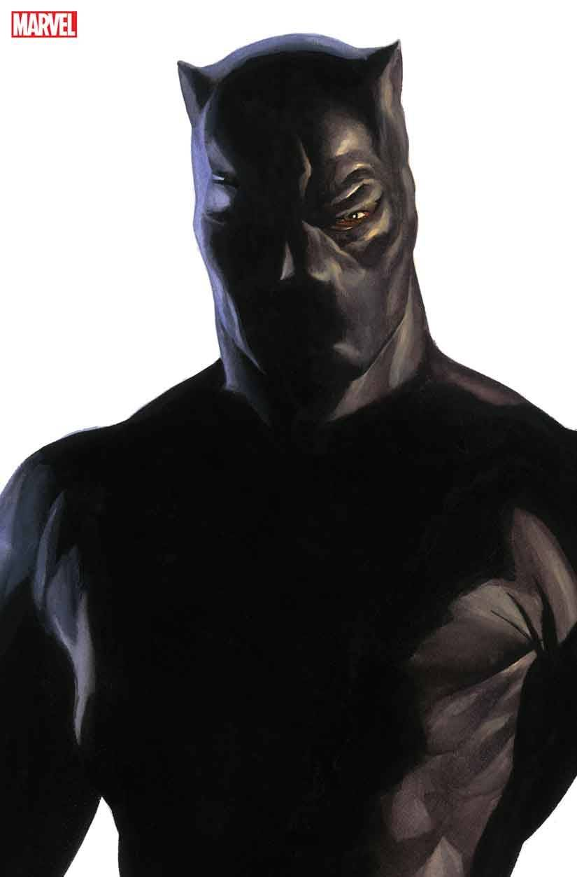 10/14/2020 AVENGERS #37 ALEX ROSS BLACK PANTHER TIMELESS VAR