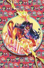 2020 SPIDER-WOMAN #1 & #5 RIAN GONZALES EXCLUSIVE VARIANT SET