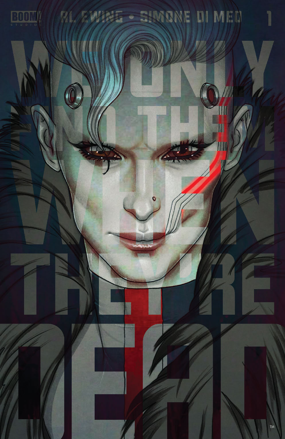 09/02/2020 WE ONLY FIND THEM WHEN THEYRE DEAD #1 SSCO JENNY FRISON VARIANT