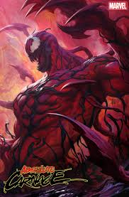 08/07/2019 ABSOLUTE CARNAGE #1 (OF 4) AC ARTGERM VARIANT