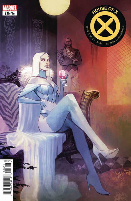 08/28/2019 HOUSE OF X #3 (OF 6) HUDDLESTON 1:10 VARIANT