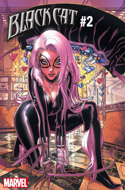 07/10/2019 BLACK CAT #2 DEYN 1:25 VARIANT