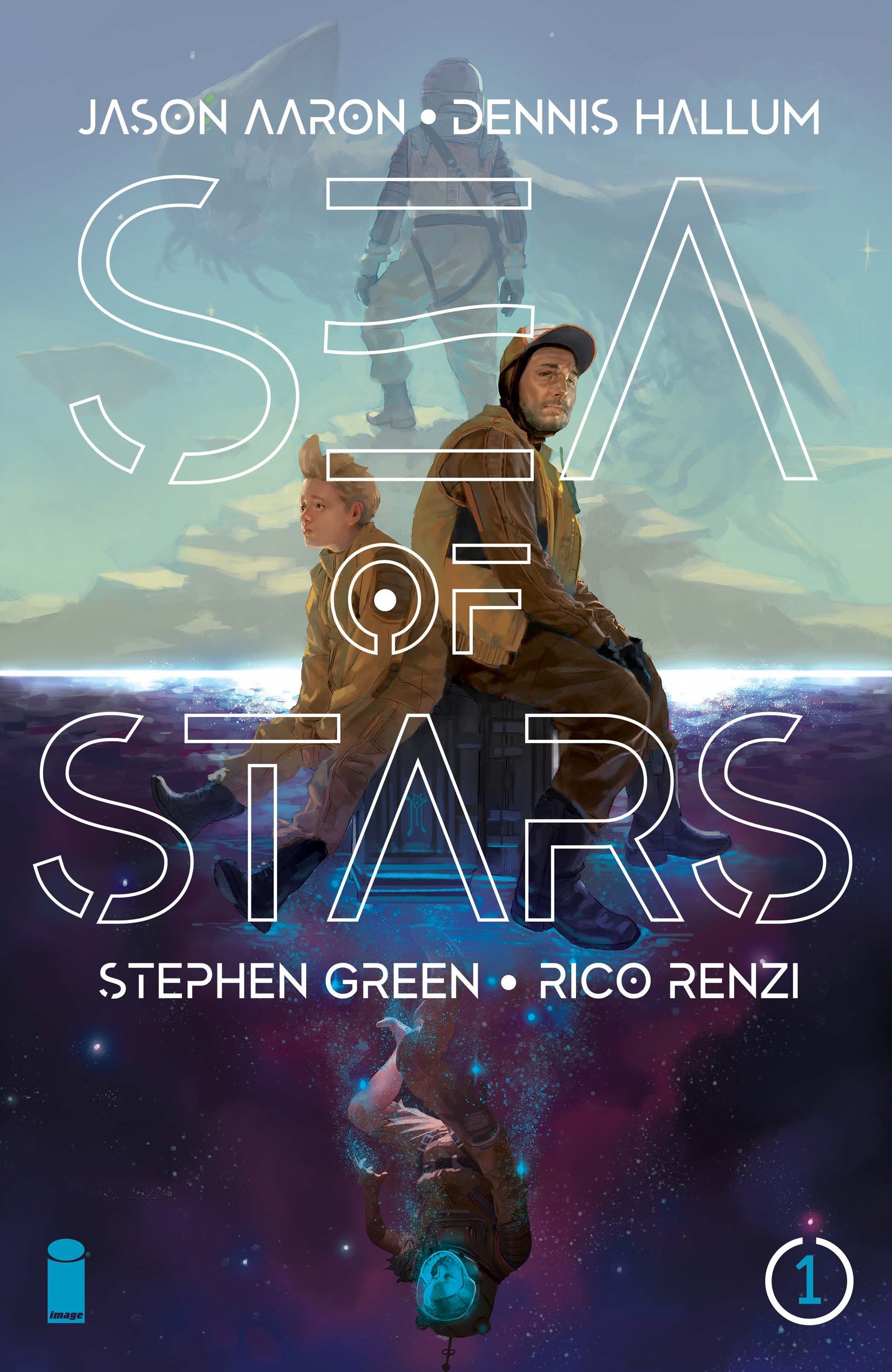 SEA OF STARS #1 MIGUEL MERCADO PHILIPPINES VARIANT 2019