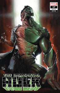 05/15/2019 IMMORTAL HULK #17 SSCO EXCLUSIVE GABRIELE DELL'OTTO VARIANT (TRADE DRESS)