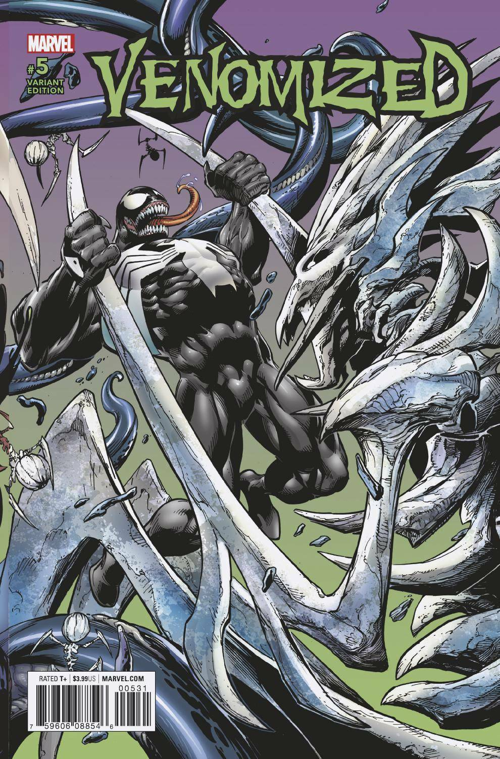 VENOMIZED #5 2018