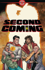 07/10/2019 SECOND COMING #1 CVR A CONNER (MR)