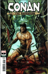 01/02/2019 CONAN THE BARBARIAN #1 GRANOV 1:50 VARIANT