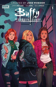 01/23/2019 BUFFY THE VAMPIRE SLAYER #1 BARTEL 1:25 VARIANT