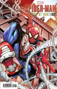 03/20/2019 MARVELS SPIDER-MAN CITY AT WAR #1 (OF 6) 1:10 SANDOVAL VAR
