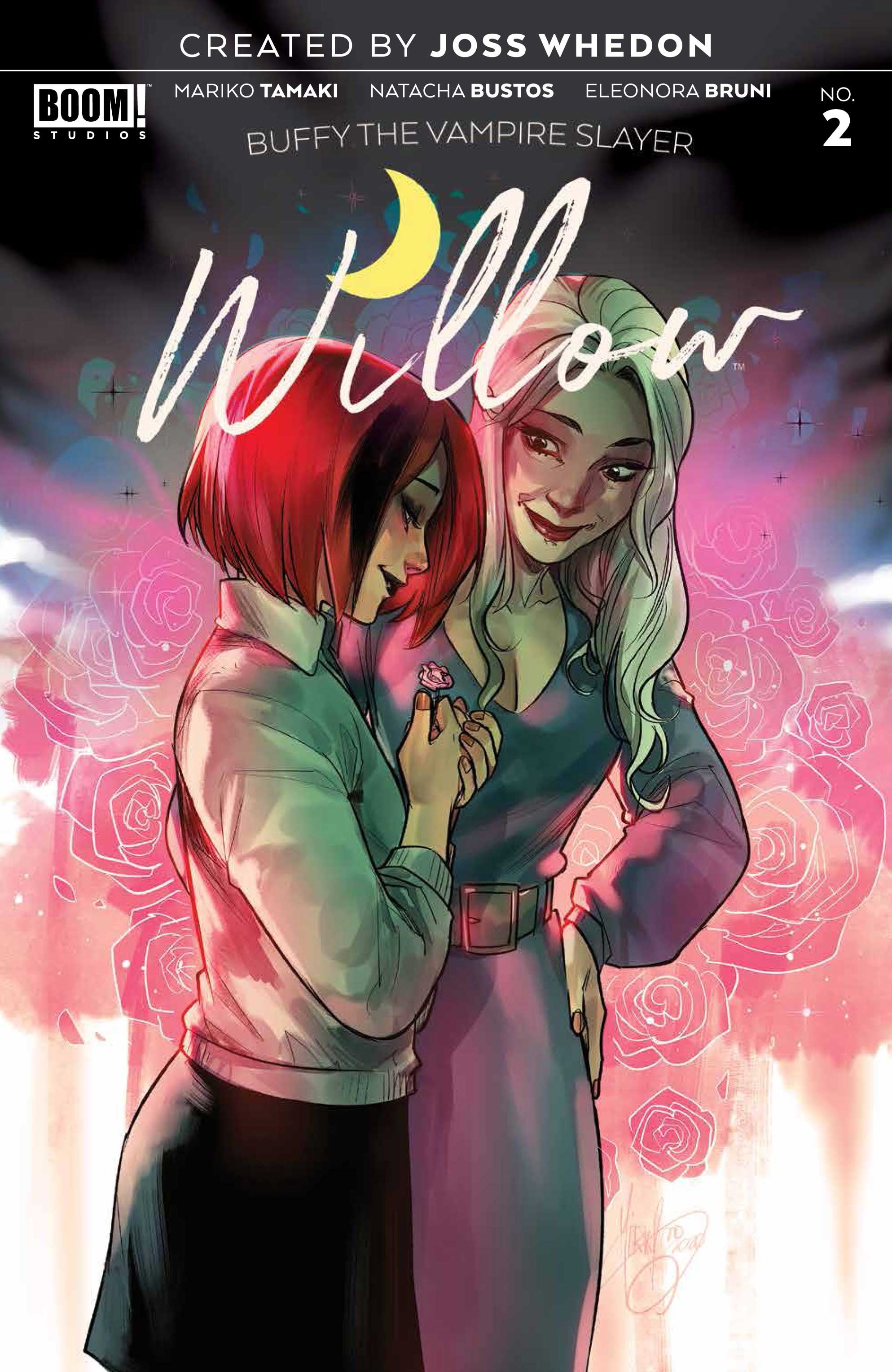 08/12/2020 BUFFY THE VAMPIRE SLAYER WILLOW #2 CVR B ANDOLFO