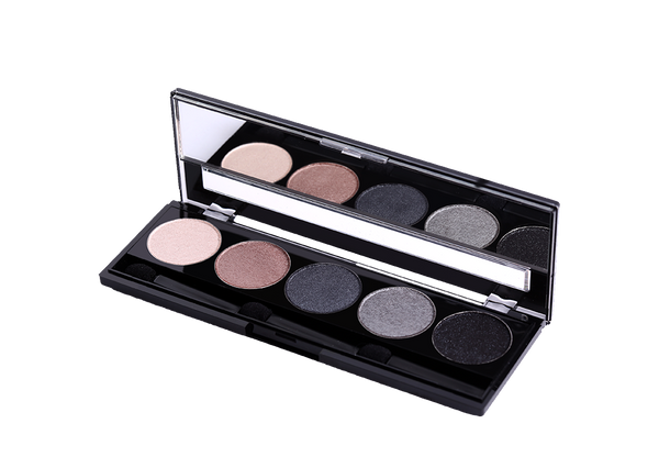5 WELL EYESHADOW PALETTE | Triple Milled Shadow