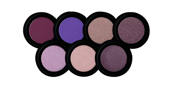 EYESHADOW Triple Milled Eyeshadow | Wines & Purples