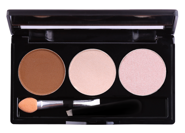 3 WELL BROWS PALETTE | Hi-Brow Powder