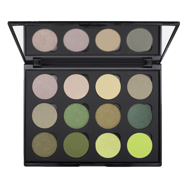 REFILLABLE PALETTE Eyes | 12 Well