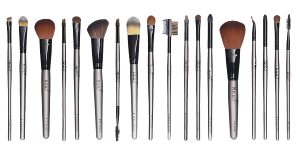 BRUSHES Graphite | Non-Shedding Artist Brushes