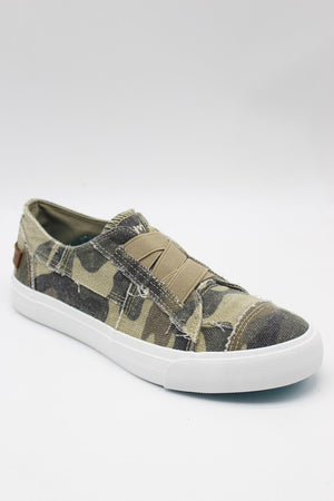 Blowfish MARLEY | Sneaker | Natural Camoflauge Canvas
