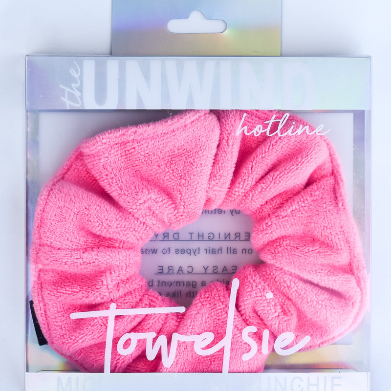 Hotline | Towelsie Scrunchie