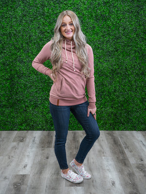 Ampersand | Singlehood Sweatshirt | Rose
